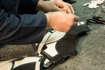پایپوش ها و کفش ایمنی استاندارد باید دارای چه اجزای باشند؟