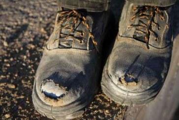 آیا کفش ایمنی را که پوشیده ایم متناسب با کارمان است یا خیر؟