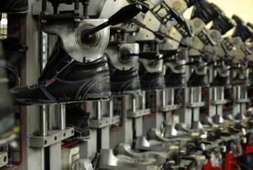 فرآیند ساخت کفش ایمنی همراه با تصاویر مراحل ساخت