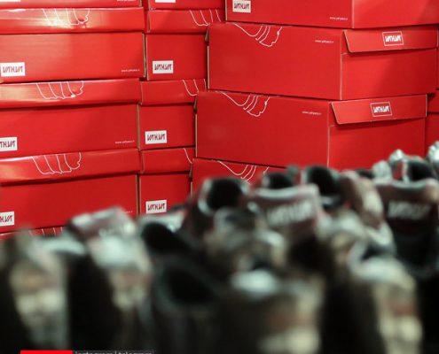 فرآیند ساخت کفش2