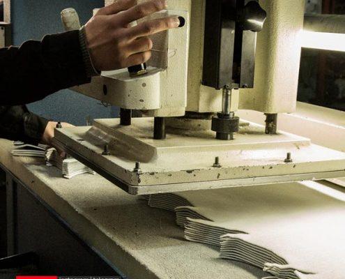 فرایند ساخت کفش 5