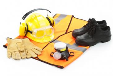 آیین نامه وسايل حفاظتي ایمنی در محیط کار (حفاظت دستها و پاها)
