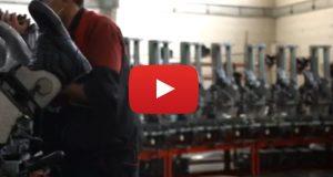 ویدیوی خط تولید کفش ایمنی یحیی
