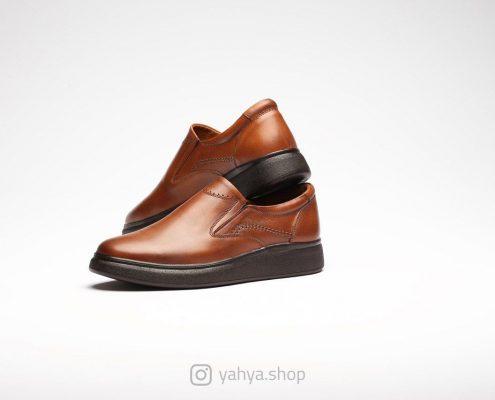 کفش غیر استاندارد - کفش چرم یحیی