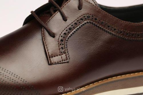 چرا کفش چرم مردانه گران است؟