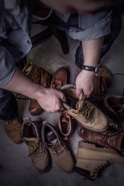 خودتان تعمیرکار کفشتان باشید