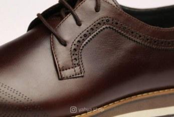 چگونه کفش چرم خود را براق کنیم؟