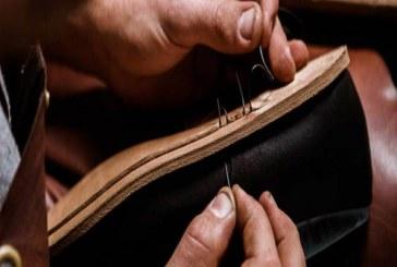 قطعات لازم برای تولید کفش چرم دست دوز