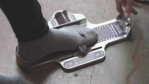 معیارهای کفش ایمنی