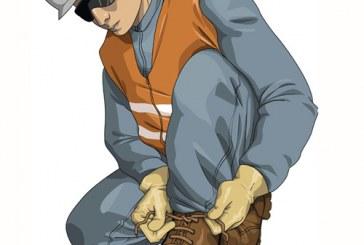 با پوشیدن کفشهای ایمنی خطرات الکتریکی را کاهش دهید