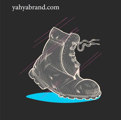 آیا کفش کار استاندارد در ایران تولید می شود؟