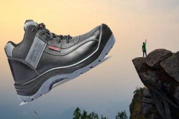 مواد پلیمری در کفش ایمنی