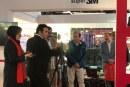 کفش کار یحیی در چهارمین نمایشگاه بین المللی تجهیزات و فناوری های ایمنی و آتش نشانی