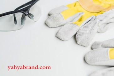 چگونه دستکش کار را انتخاب کنیم؟