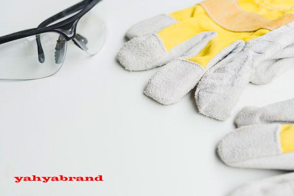 انواع عینک های ایمنی