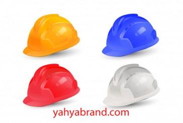 رنگ کلاه ایمنی و مفهوم آن