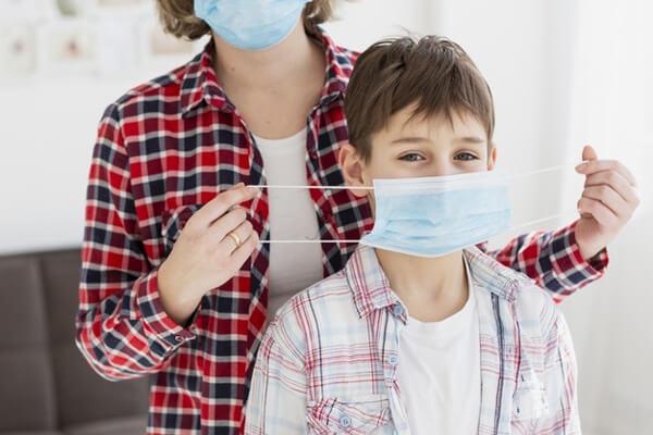 ماسک کودکانه چه نوع ویژگی هایی باید داشته باشد؟