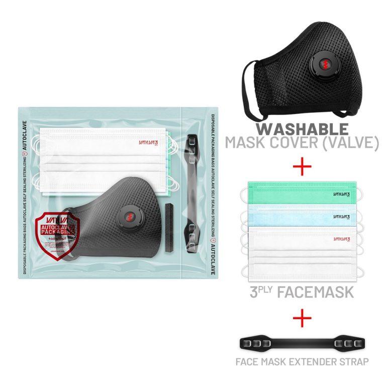 ماسک سلامت یحیی کد 519v